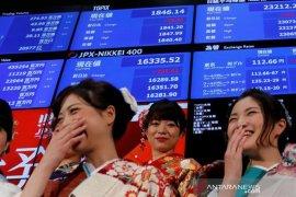 Info Bisnis - Saham Tokyo menguat didukung  kenaikan saham AS, kesepakatan Brexit
