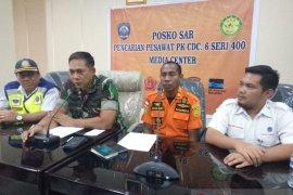 Dilanjutkan Jumat, pencarian pesawat hilang kontak Mimika-Ilaga