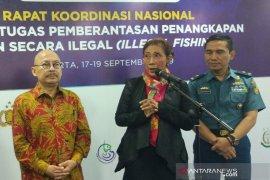 Susi khawatir Indonesia cuma jualan dokumen di tengah perang dagang