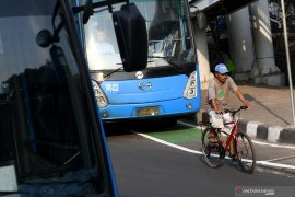 DKI Jakarta akan mempunyai 63 km jalur khusus sepeda