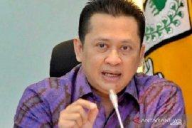 Ketua DPR Bamsoet tegaskan pengesahan RUU P-KS ditunda