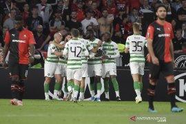 Penalti amankan satu poin bagi Celtic dari markas Rennes