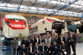 Swiss gandeng INKA bangun pabrik kereta api di Banyuwangi