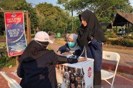 Perwali Balikpapan: Denda Rp100 ribu bagi  warga yang tak pakai masker