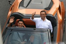 Virus corona panpel tinjau ulang Formula E di Jakarta