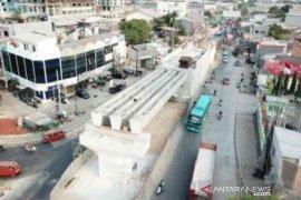 """Pembangunan dua """"fly over"""" di Kota Bekasi dikebut"""