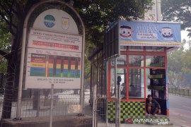 Sabtu pagi, 1.182 titik panas karhutla terpantau  di Sumatera