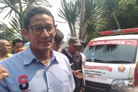 Sandiaga Uno dukung pimpinan baru perkuat KPK