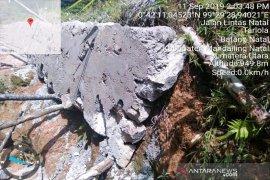 Pembangunan drainase di batas Desa Sopo Tinjak jadi sorotan publik