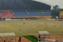 Kompetisi Liga 2, Sriwijaya FC taklukan Persibat Batang 2-1