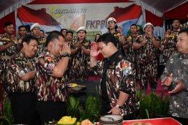 GM FKPPI Jatim ingatkan kompleksitas tantangan berbangsa