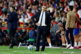 Valverde sebut dirinya pantas disalahkan dengan performa buruk Barcalona