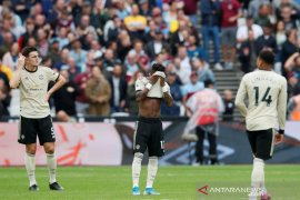 Man United takluk di kandang West Ham