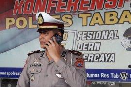 Polres Tabalong amankan 59 Ranmor