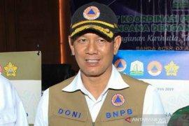 Kepala BNPB tinjau dampak gempa Ambon magnitudo 6,8