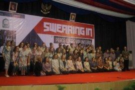 """71 relawan """"Peace Corps"""" akan berlatih di Kediri"""