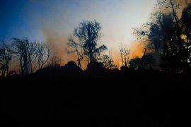 Warga Badui korban kebakaran tinggal di hunian sementara, bantuan terus disalurkan