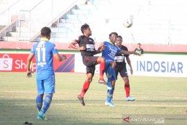 Persipura vs Persib, Maung Bandung menang 3-1