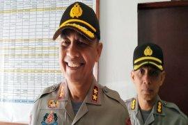 318  Pendemo diamankan di Mako Brimob Polda Papua di  Jayapura