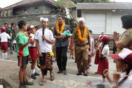 UKS di SDN 3 Sulahan Bangli dinilai tim provinsi