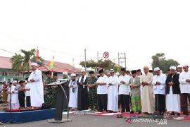 Kemarau panjang, ribuan warga Kota Bengkulu gelar salat Istisqa