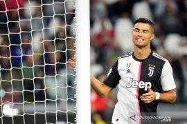 Alami kelelahan otot, Ronaldo diragukan tampil lawan Brescia