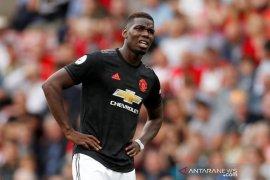 Paul Pogba akan absen lawan Tottenham