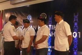 Nakhoda kapal wisata Bali ikuti pelatihan nakhoda teladan