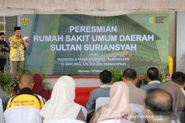RSUD Sultan Suriansyah hanya layani pasein BPJS
