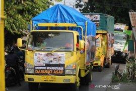 ACT Salurkan Bantuan Logistik Korban Kabut Asap