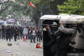 Akibat demo mahasiswa, Sekretariat DPRD Jabar hitung kerusakan