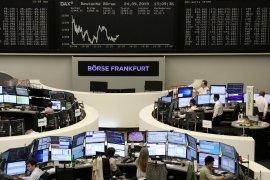 Info Bisnis - Indeks DAX-30 Jerman berakhir 0,58 persen lebih tinggi