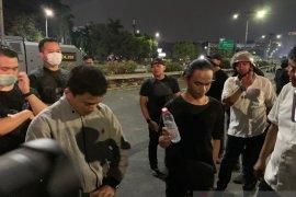 Demo mahasiswa di DPR/MPR, dua mahasiswa mabuk serang petugas diamankan polisi