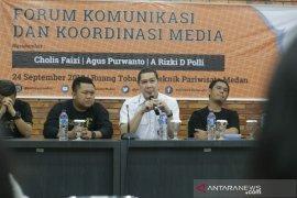Poltekpar Medan ajarkan para mahasiswa menulis