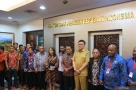 DPRD Papua-Papua Barat ajukan delapan permintaan ke Presiden Jokowi