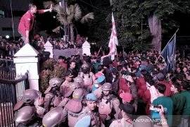 Rektor Unisba akan advokasi mahasiswanya jika diduga provokator kericuhan