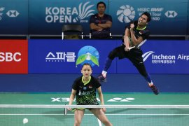 French Open, Tontowi/Winny terhenti di babak pertama