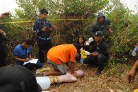 Kronologi pembunuhan Eka Pratiningsih, korban dicekik paman saat hendak cari ikan