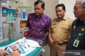 Bayi dengan banyak kelainan lahir di RSUD Buleleng