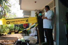 Semburan lumpur di Kutisari Surabaya ternyata murni minyak