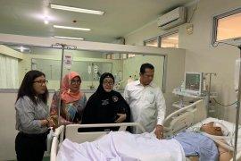 Ketua DPR RI, Bamsoet jenguk korban demo di RS Pelni dan RS Polri