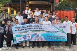 Forum Wartawan Pariwisata Indonesia kunjungi Bangka Belitung