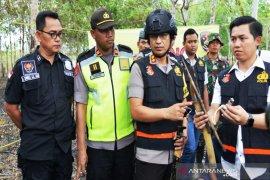 Polres Banjar tangkap pembakar lahan  milik PTPN XIII