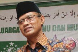 Muhammadiyah: Penundaan pembahasan RUU kontroversial sudah tepat