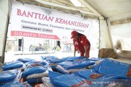 PMI distribusikan paket bantuan untuk korban gempa dan likuifaksi Sigi