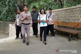 Rombongan Diklat Kepemimpinan LHK Makassar kunjungi Denpasar