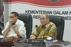 Achmad Fikry satu-satunya bupati di Kalimantan masuk nominasi IGA Kemendagri