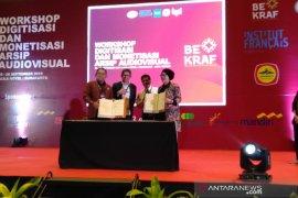 Bekraf nilai potensi film di Indonesia luar biasa