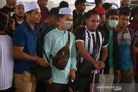 Malaysia evakuasi 46 mahasiswa dari Riau akibat asap  Karhutla