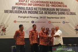 Gede Naryana buka Rakornas Komisi Informasi se-Indonesia